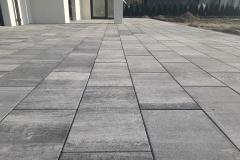 Płyta tarasowa  NAVA  melanż kolorów gray shadow